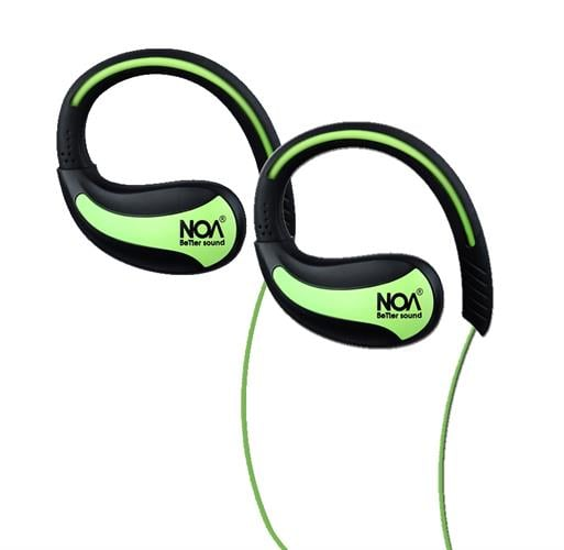 אוזניות בלוטוס ספורט ייעודיות לריצה NOA Active Plus