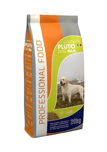 פלוטו פלוס מזון לכלב 20 ק״ג