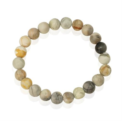 צמיד אבנים טבעיות לאישה