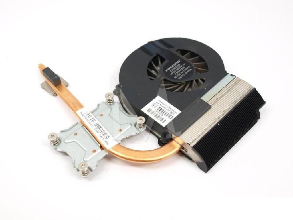 מאוורר להחלפה במחשב נייד Compaq Presario CQ43, CQ57, 630, 631 Laptop Cooling Fan - 646184-001