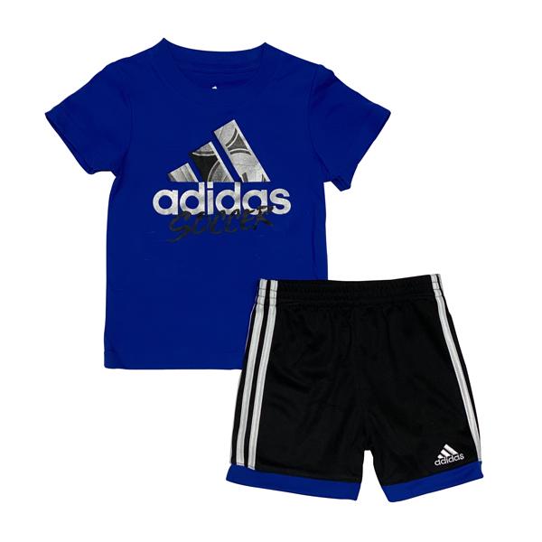 חליפת ספורט תינוקות ADIDAS - כחול שחור