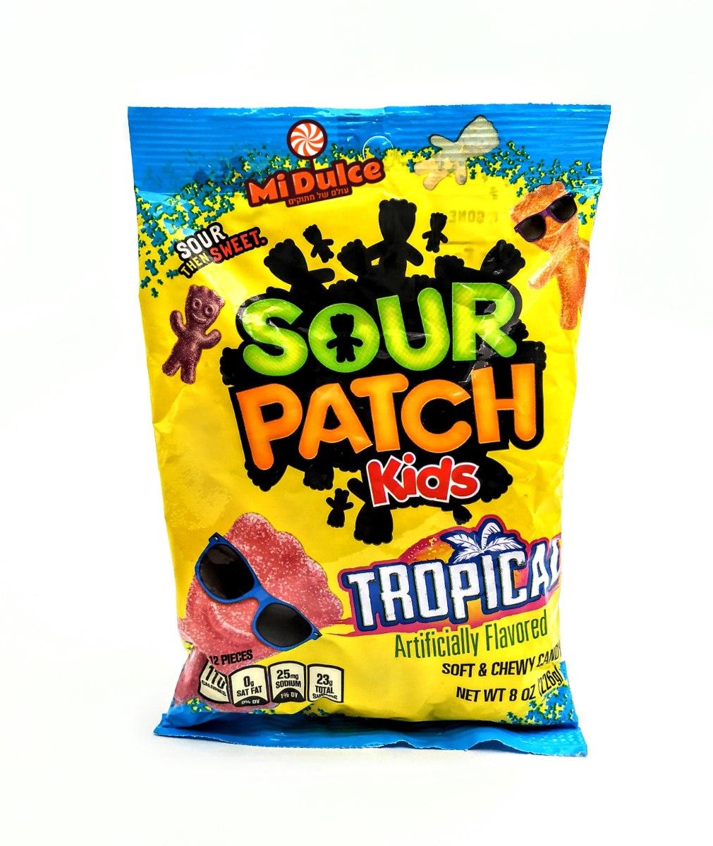 Sour Patch Tropical,מארז ענק!