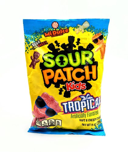 Sour Patch Tropical,מארז ענק!