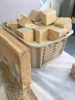סדנת נגרות למבוגרים - קופסת אחסון