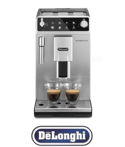DeLonghi Coffee מכונת קפה אוטומטית One Touch  דגם:  AUTENTICA ETAM29.620.SB