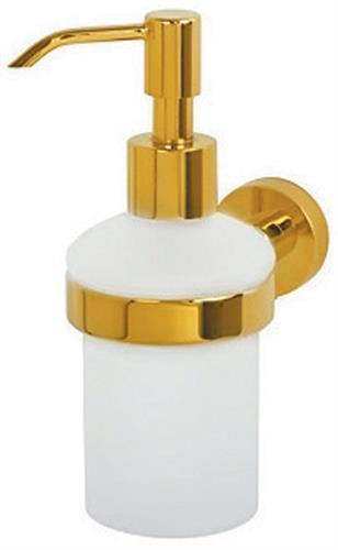 מחזיק סבון נוזלי מסדרת CL זהב
