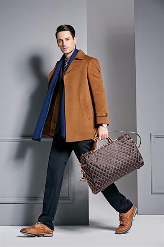 תיק נסיעות POLO יוקרתי לגבר במבחר צבעים וגדלים