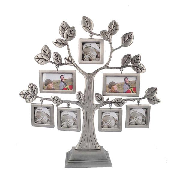 עץ משפחה תמונות מלבני