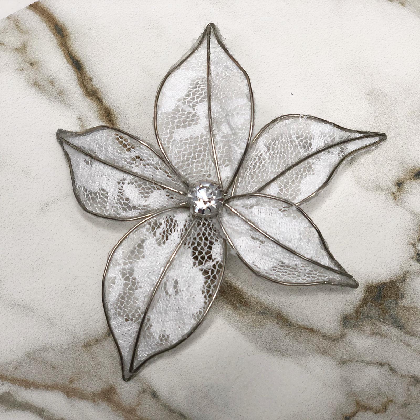 פרח סחלב מירביל  לשיער