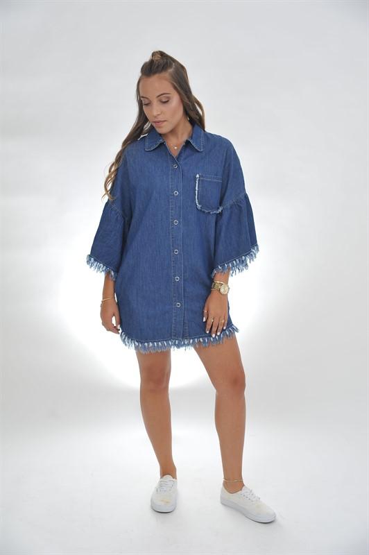 שמלת גינס מגה סטייל