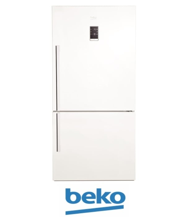 beko מקרר מקפיא תחתון דגם CN-160235W