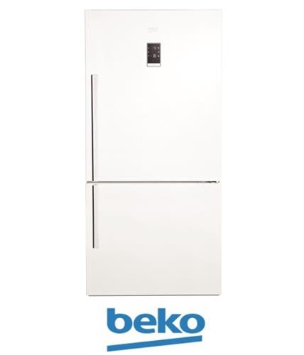 beko מקרר מקפיא תחתון דגם CN160235W