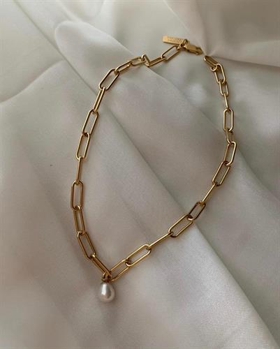 שרשרת - צמיד לורן זהב