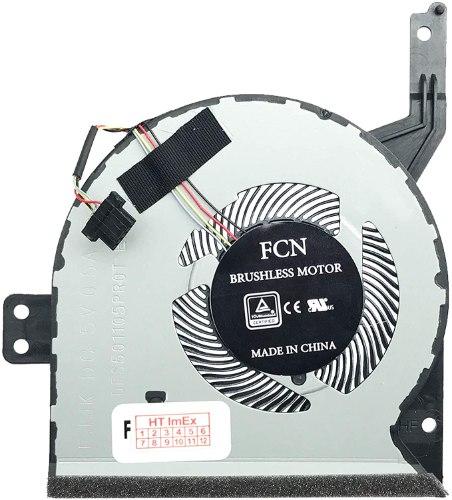 החלפת מאוורר במחשב נייד אסוס Asus X542 Cpu Cooling Fan 13N1-26P021