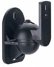 זוג זרועות לרמקולים קטנים SB-24 צבע שחור