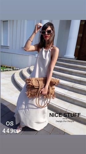 שמלה פולי NICE STUFF