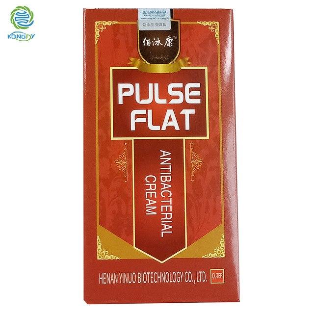 משחה צמחית לטיפול בוורידים בולטים - Pulse Flat