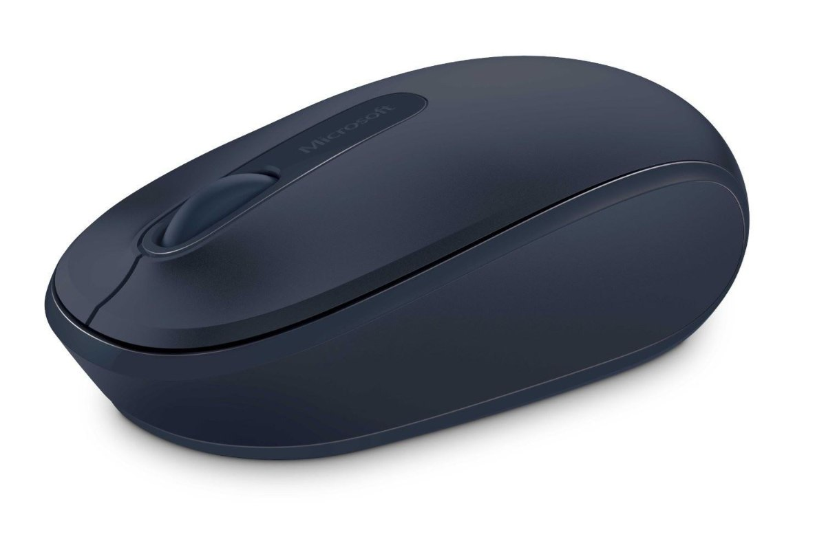 עכבר למחשב נייד אלחוטי Microsoft 1850 Wireless Mobile Mouse 1850 -
