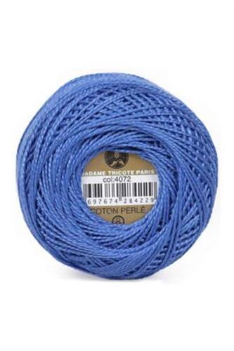 חוט ריקמה - כחול ג'ינס 4072