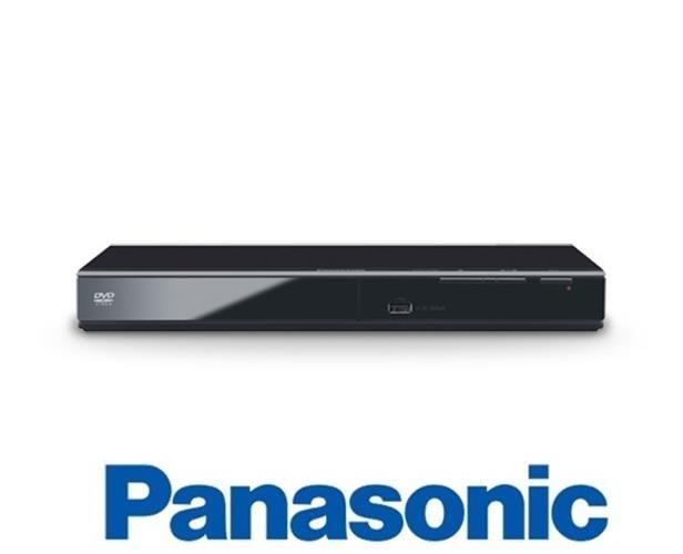 panasonic נגן DVD מדגם DVD-S500GF-K