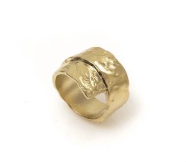 טבעת רדיאטורי (מעטפת) מרוקעת