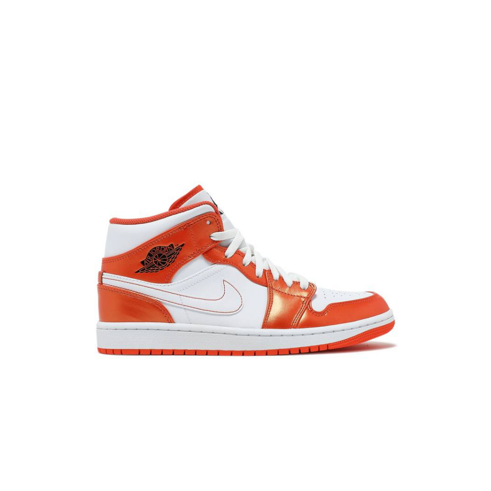Nike Air Jordan 1 Mid Se Electro Orange
