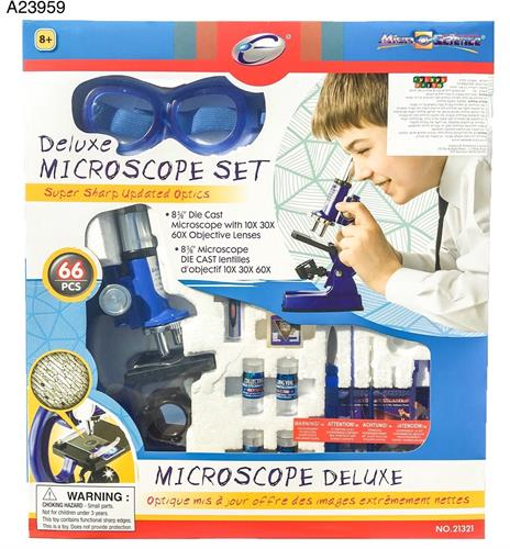 מיקרוסקופ איכותי 66 חל'