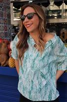 חולצת קוקו ירוקה