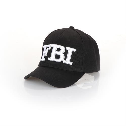 כובע מצחיה FBI
