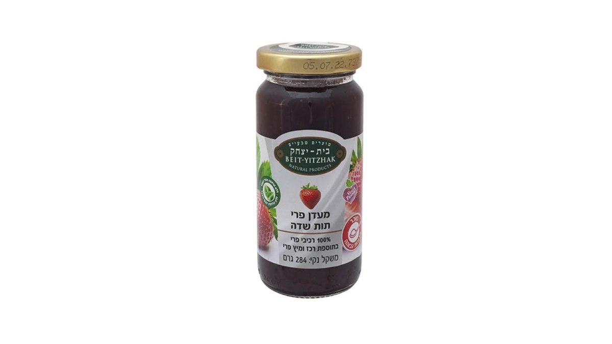 ריבת תות ״בית יצחק״ 284 גרם