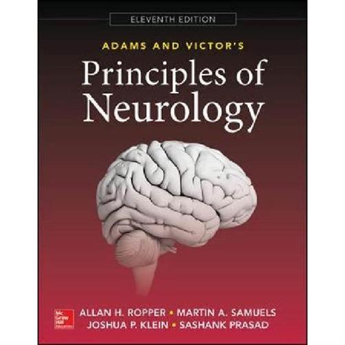 Adams and Victor's Principles of Neurology 11th edition IE