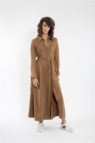 שמלת גולין בז