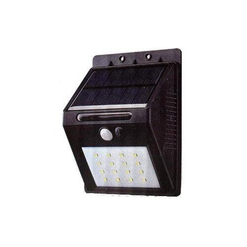 פנס לד גלאי תנועה סולארי רפלקטור LED 20