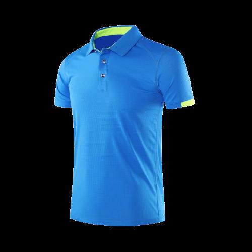 חולצה ייצוגית איכותית  Blue