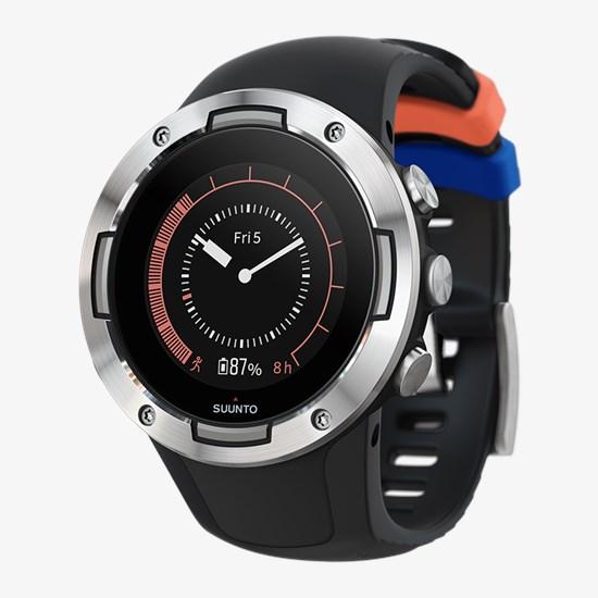 שעון דופק Suunto 5 Black