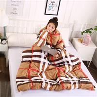 שמיכה עם שרוולים מגניבה לחורף