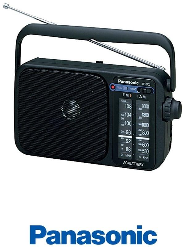 Panasonic רדיו אנלוגי דגם : RF-2400D