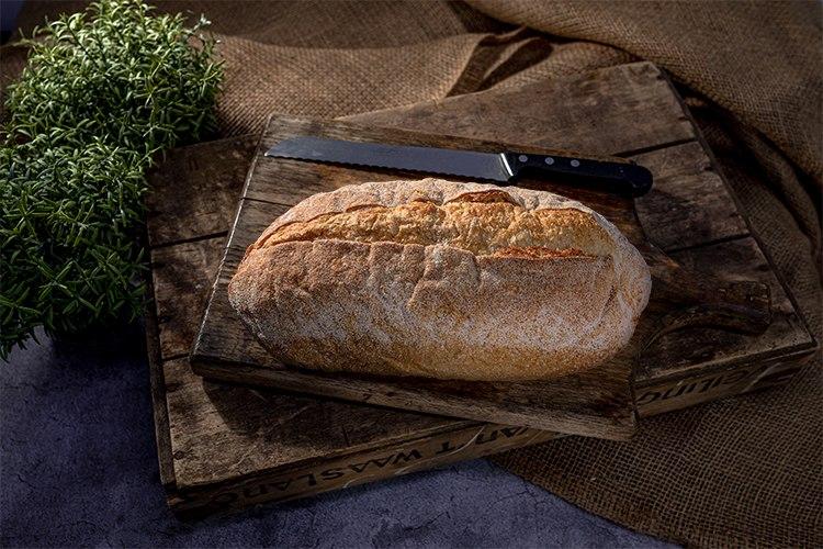 לחם מחמצת כפרי