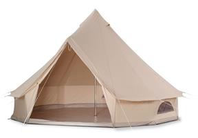 Glamping Bell 5M Canvas Tent