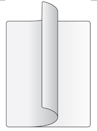 כיסי למינציה עצמית 3L – גודל A6