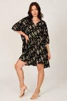 שמלת וולן אוברסייז
