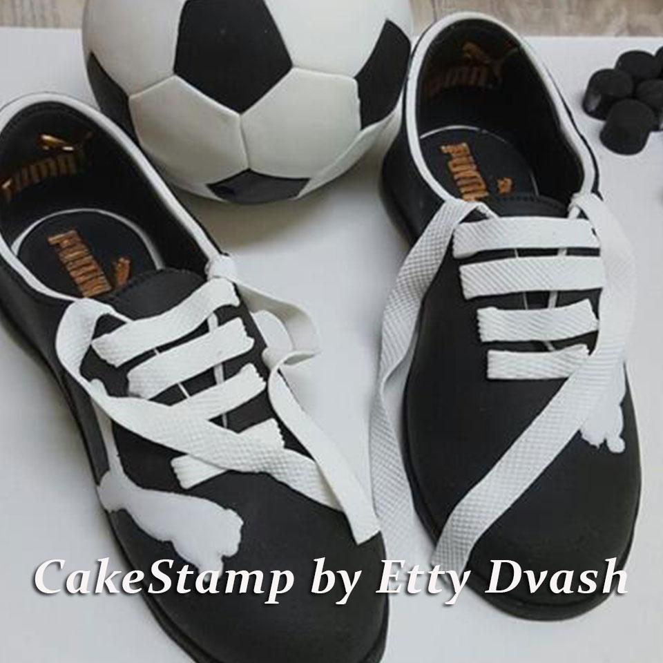 sport shoe template
