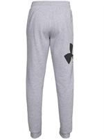 מכנסי אימון אנדר ארמור פליז לגבר Under Armour Rival Fleece Logo Joggers 1329746-035
