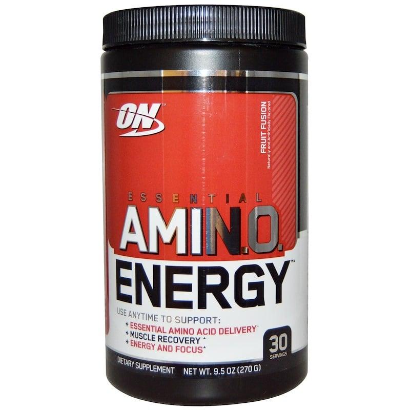 אבקת חומצות אמינו אנרג׳י - OPTIMUM NUTRITION - AMINO ENERGY