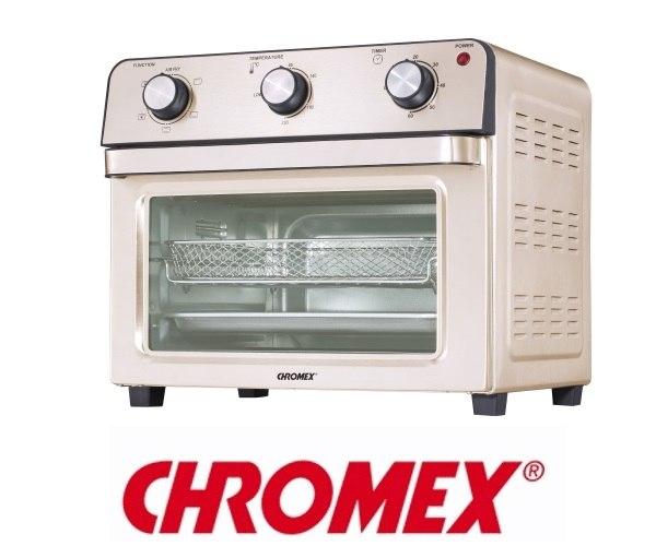 CHROMEX טוסטר אובן גדול במיוחד גוון קרם דגם TF2525
