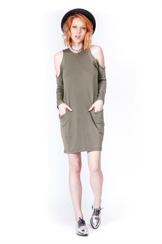 שמלת פוקסי ירוקה