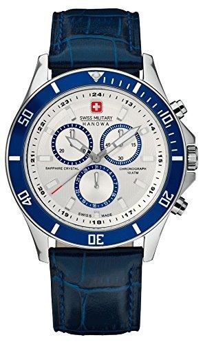 שעון יד אנלוגי גברים Swiss Military Hanowa 06-4183.04.001.03