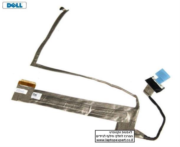 כבל מסך למחשב נייד דל Dell Inspiron N5010 LCD Video and Camera Cable 04K7TX 4K7TX , 50.4HH01.801