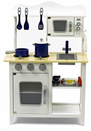 מטבח עץ לבן דגם W10C045B