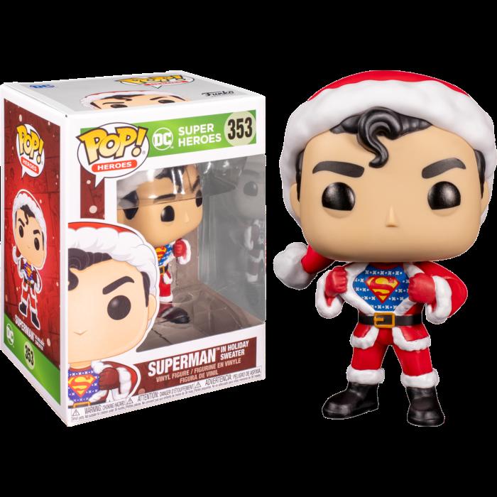 בובת פופ! גיבורי די.סי חג המולד - סופרמן